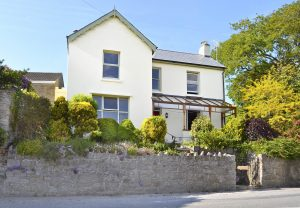 The Gables – a holiday house in Tywardreath, near Fowey, Cornwall