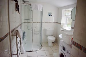 The Gables downstairs ensuite