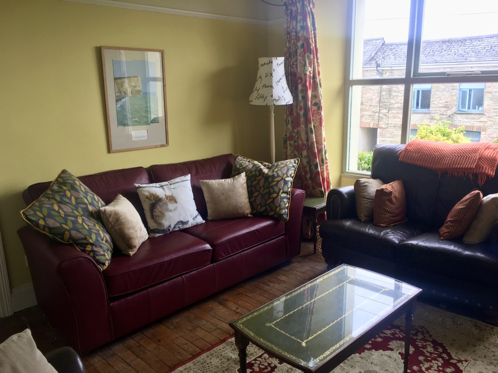 The Gables sitting room