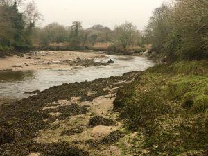 Par sands river